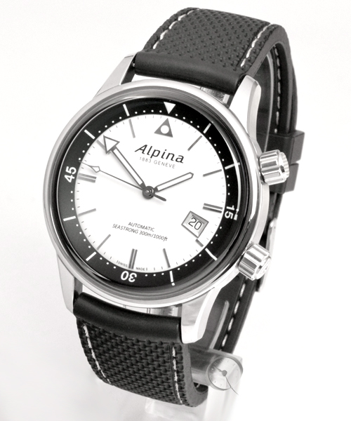 Alpina Seastrong Diver Heritage - 28,7% gespart*