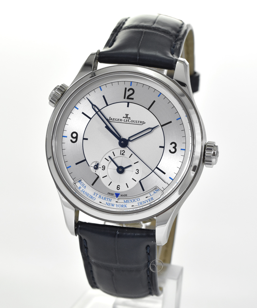 Jaeger-LeCoultre Master Geographic - 20.4% gespart!*