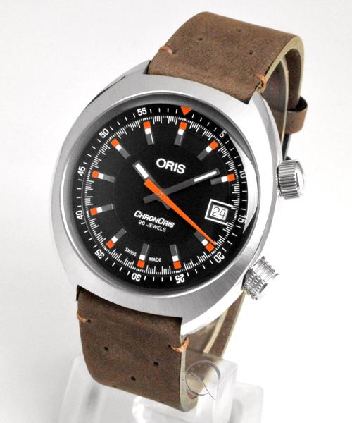 Oris Chronoris Date - 20% gespart! *