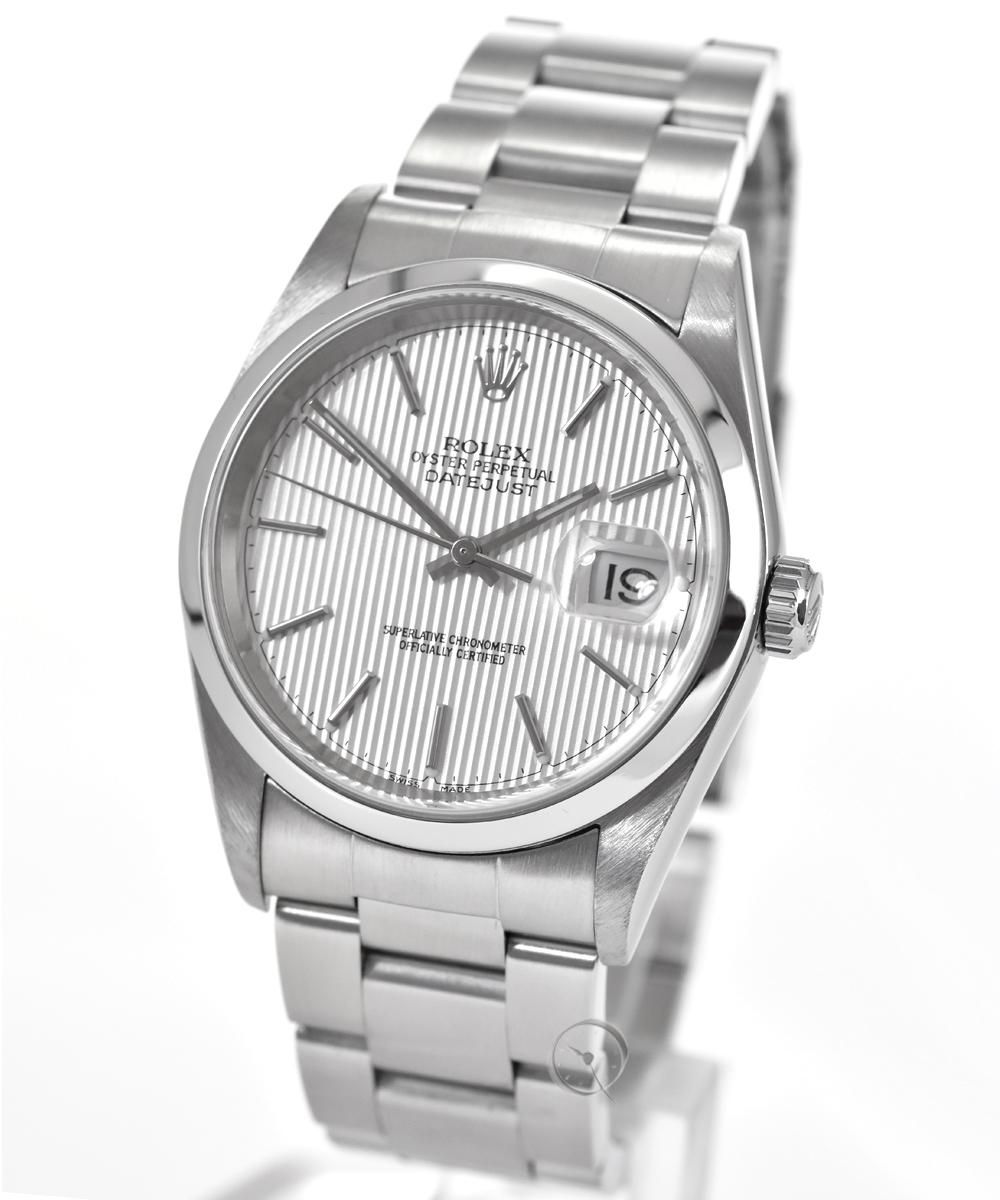 Rolex Datejust Ref. 16200 -  aus erster Hand - LC100