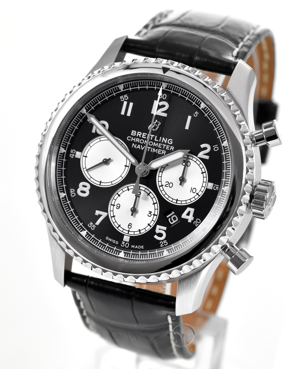 Breitling Navitimer 8 B01 Chronograph 43 - 25,7% gespart*
