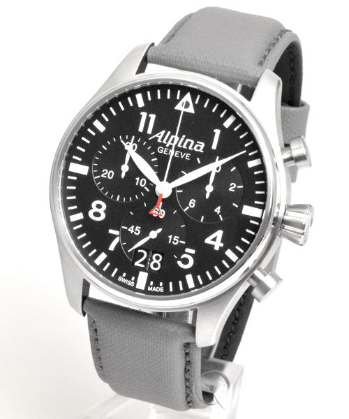 Alpina Startimer Pilot Chronograph - 38,7% gespart! *