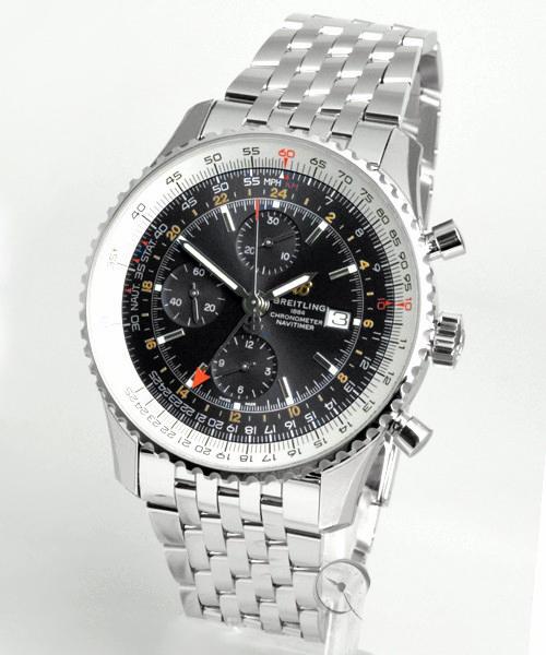 Breitling Navitimer 1 Chronograph GMT 46 - 21,2% gespart*