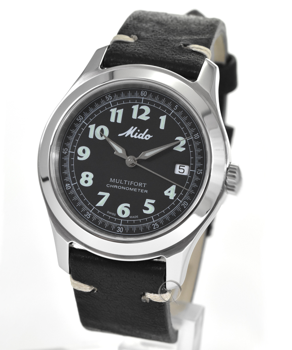 Mido Multifort Chronometer