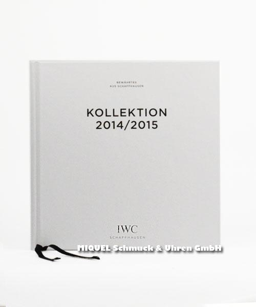 IWC Kollektion 2014/2015