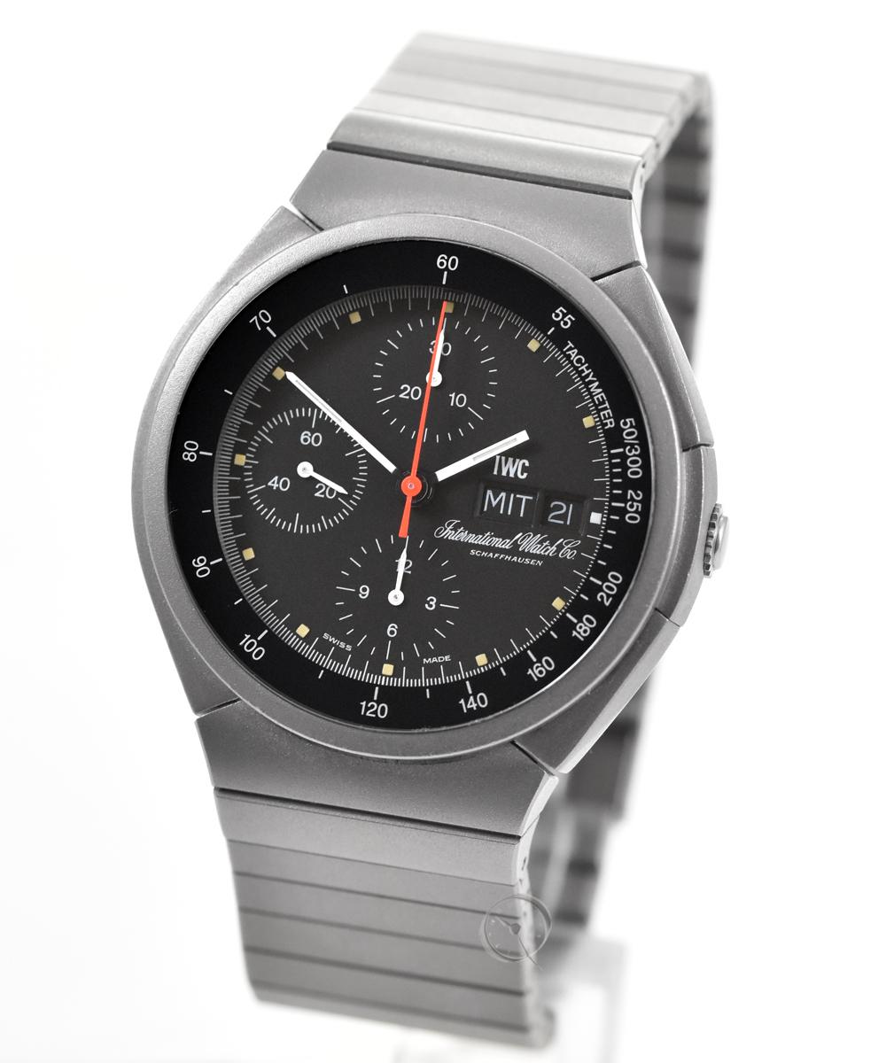 IWC Porsche Design Automatik Chronograph