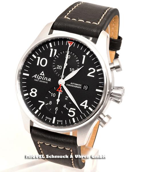 Alpina Startimer Pilot Automatic Chronograph - 39,9% gespart!*