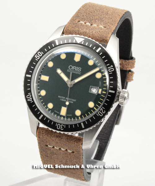 Oris Divers Sixty-Five - 25% gespart! *