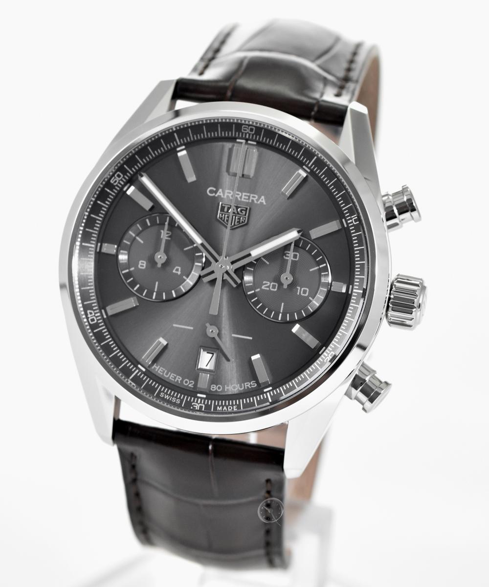 Tag Heuer Carrera Calibre HEUER 02 Chronograph - 20% gespart!*