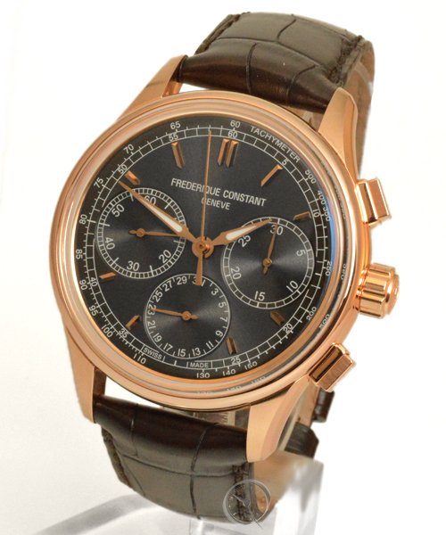 Frederique Constant Flyback Chronograph Manufacture - 30,9% gespart*