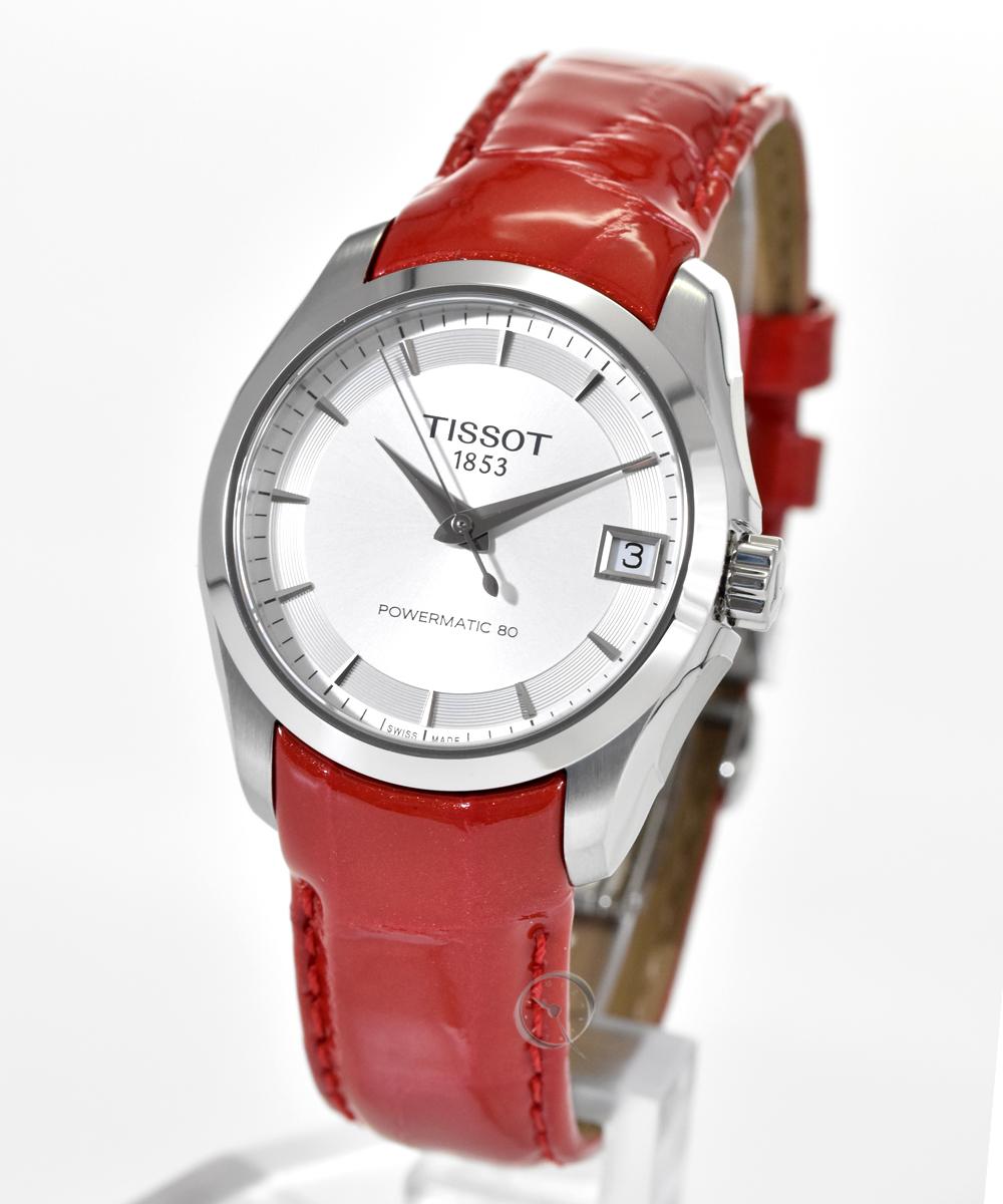 Tissot Coutuier Powermatic 80 - 20% gespart!*