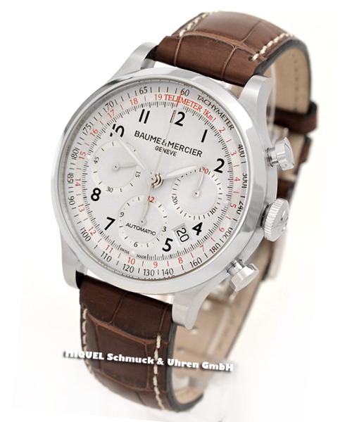 Baume & Mercier Capeland Automatik Chronograph - 30% gespart!*