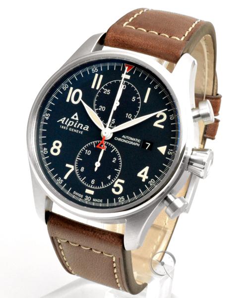 Alpina Startimer Pilot Automatic Chronograph - 32,3 % gespart*