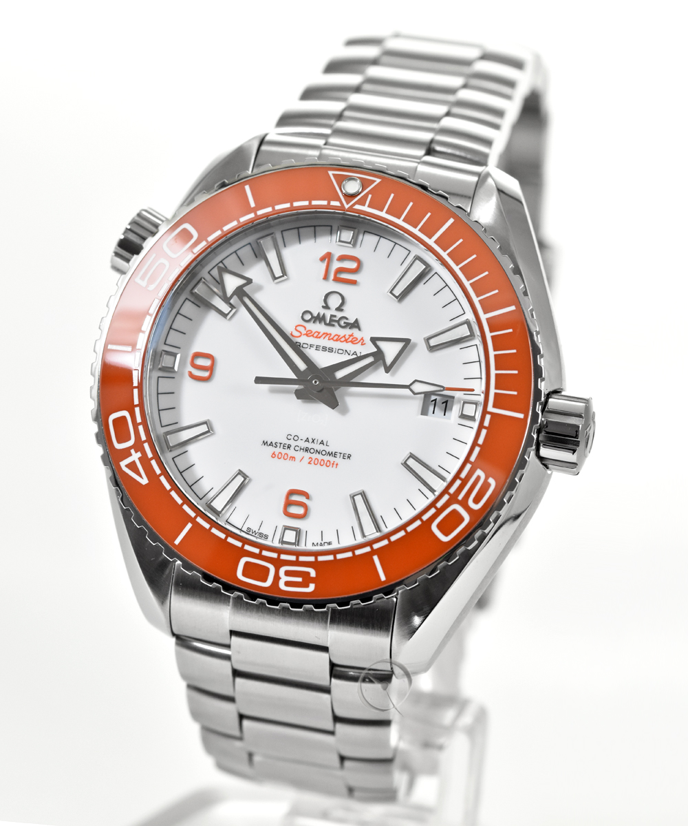 Omega Seamaster Planet Ocean 600M Co-Axial Master Chronometer 43,5 mm