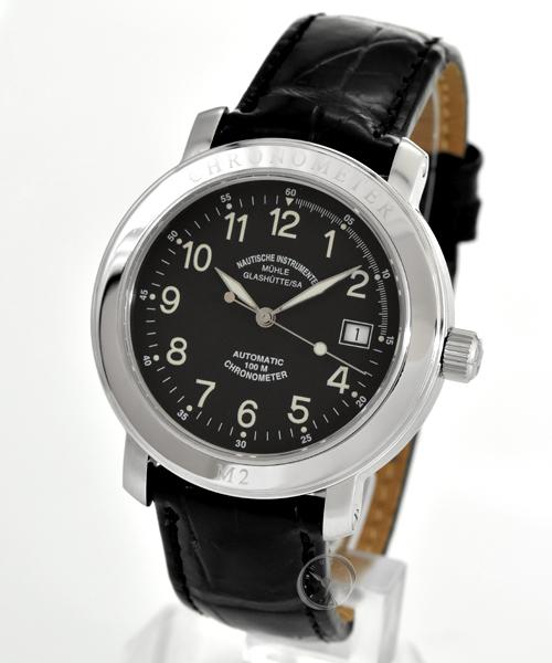 Mühle Glashütte Marineflieger-Chronometer M2 - Limited Edition auf 999 Stück -  Selten!