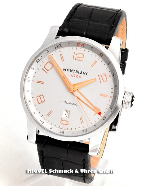Montblanc TimeWalker UTC - 44,3% gespart ! *