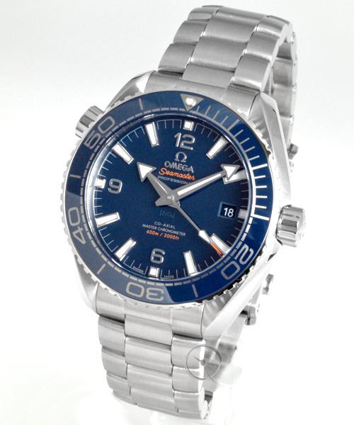 Omega Seamaster Planet Ocean 600M Master Chronometer 43,5 mm - 15,9% gespart!*