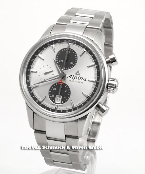 Alpina Alpiner Automatic Chronograph - 46,7% gespart ! *