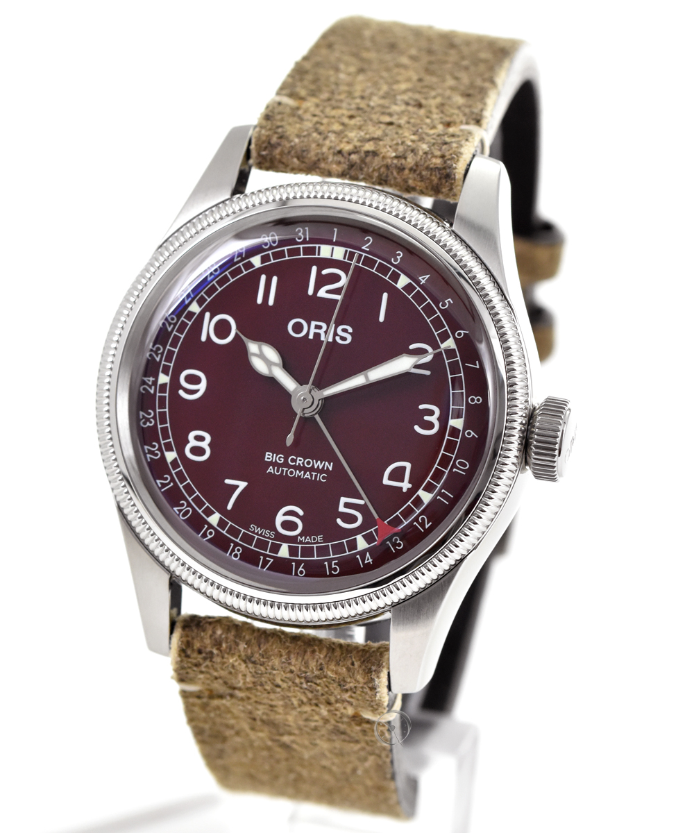 Oris Big Crown Pointer Day - 25,1% gespart*