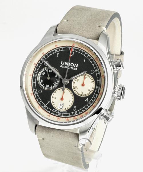 Union Glashütte Belisar Chronograph - 20,25% gespart*