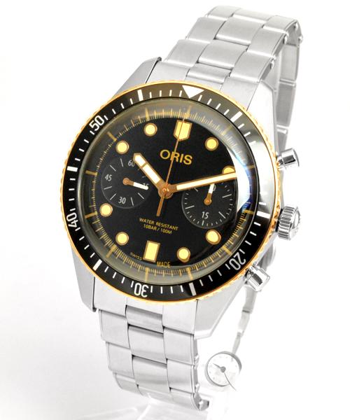 Oris Divers Sixty-Five Chronograph - 25% gespart!*