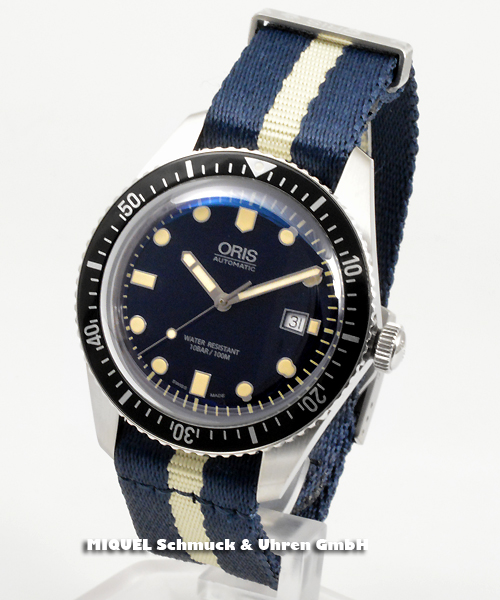 Oris Divers Sixty-Five 30% gespart!*