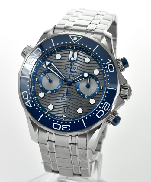 Omega Seamaster Professional Diver 300M Chronometer Chronograph - 20% gespart*