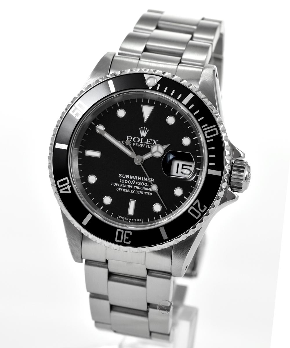 Rolex Submariner Date - LC100