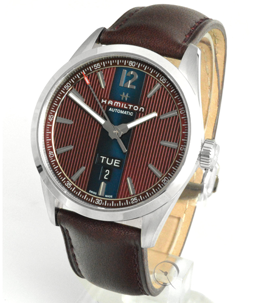 Hamilton Broadway Day Date Automatic - 20,1% gespart!*