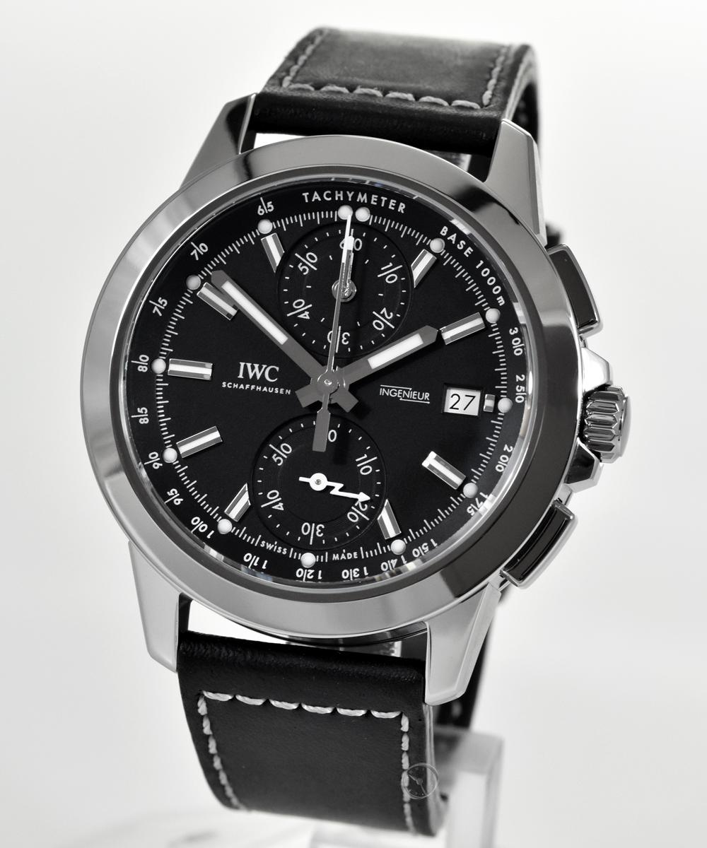 IWC Ingenieur Chronograph Sport limitiert auf 500 Stück - 33.6% gespart!*