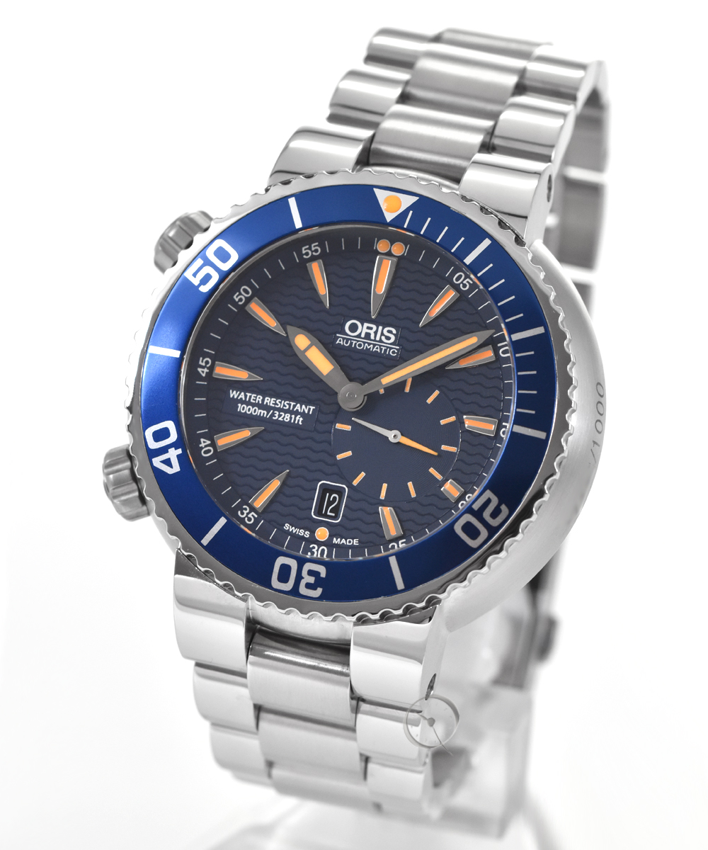 Oris Diver Great Barrier Reef Limited Edition