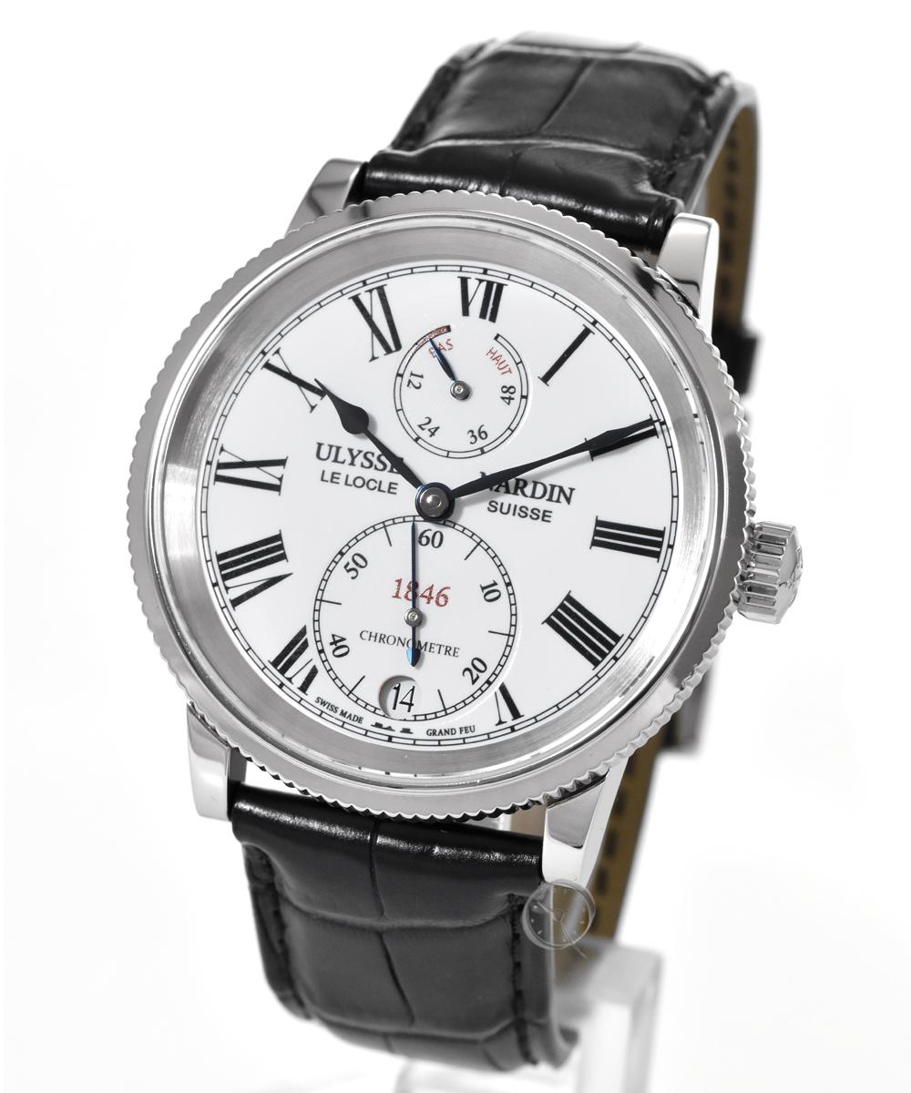 Ulysse Nardin Marine Chronometer - 26,3% gespart!*