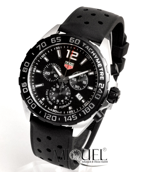 TAG Heuer Formula 1 Quarz 43mm Chronograph - 20% gespart !*
