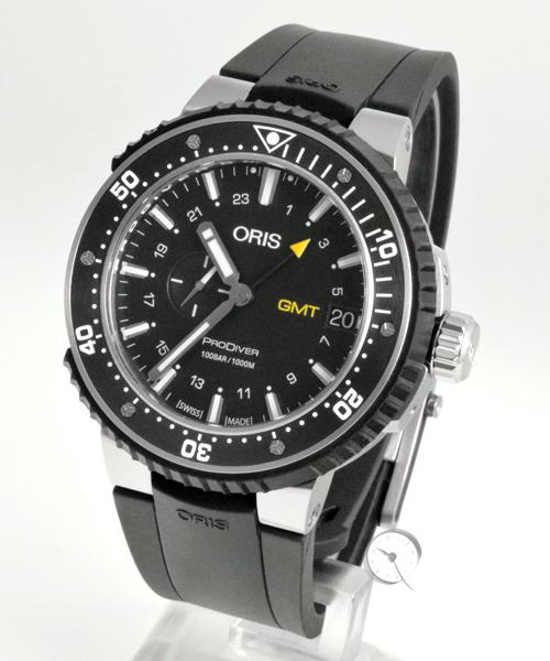 Oris ProDiver GMT - 25% gespart!*
