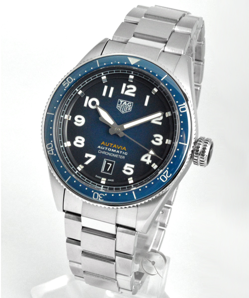 TAG Heuer Autavia Cal. 5 Chronometer - 20% gespart!*