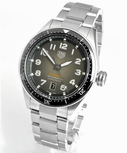 TAG Heuer Autavia Cal. 5 Chronometer - 24,8% gespart!*