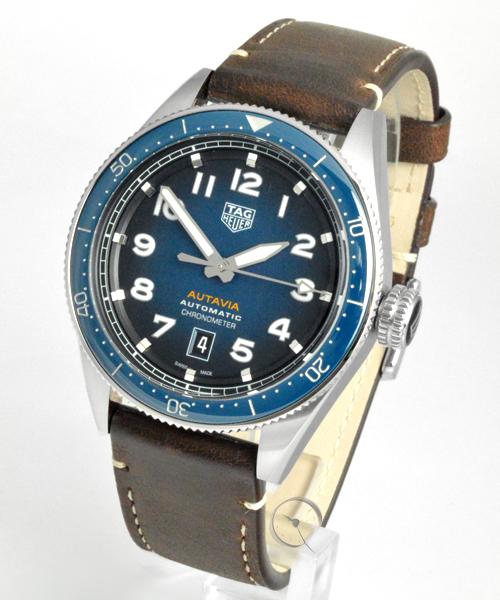 TAG Heuer Autavia Cal. 5 Chronometer - 25,5% gespart!*
