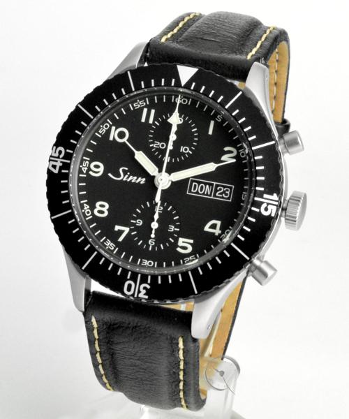 Sinn 155 Manufactum Flilegerchronograph