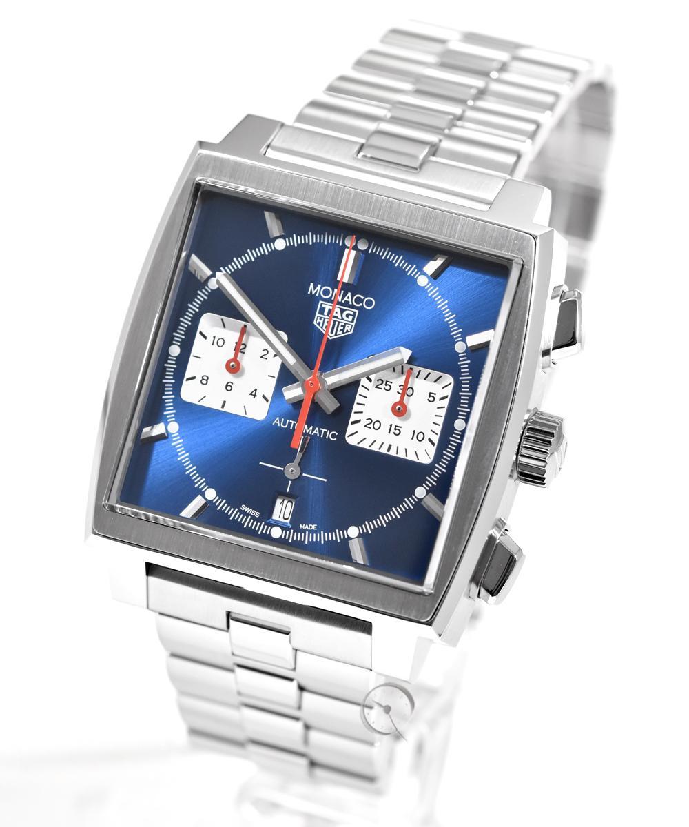 TAG Heuer Monaco Chronograph Cal. Heuer 02 - 23,5% gespart!*