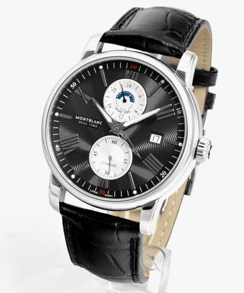 Montblanc 4810 Dual Time - 41,6% gespart!*