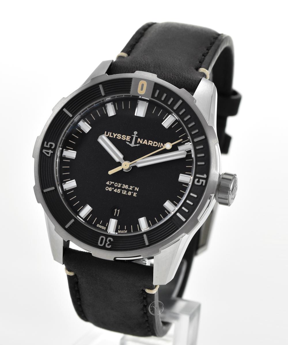 Ulysse Nardin Diver 42mm - 25% gespart!*