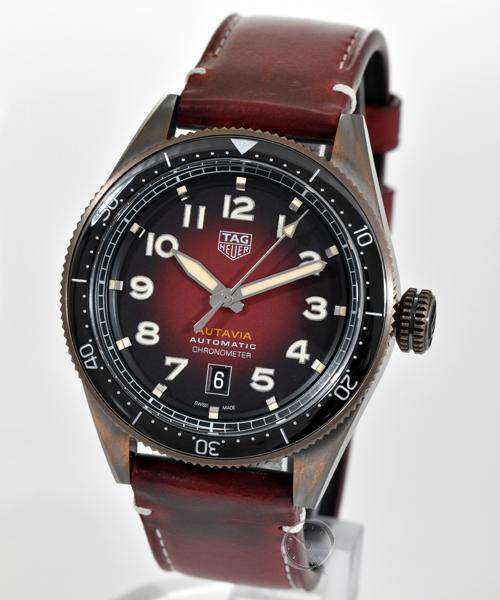 TAG Heuer Autavia Cal. 5 Chronometer - SPECIAL EDITION