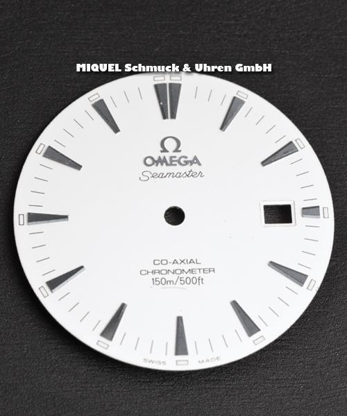 Zifferblatt für Omega Seamaster Co-axial Chronometer Aqua Terra