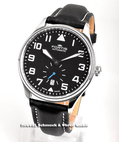 Fortis Pilot Classic Second - 30% gespart!*