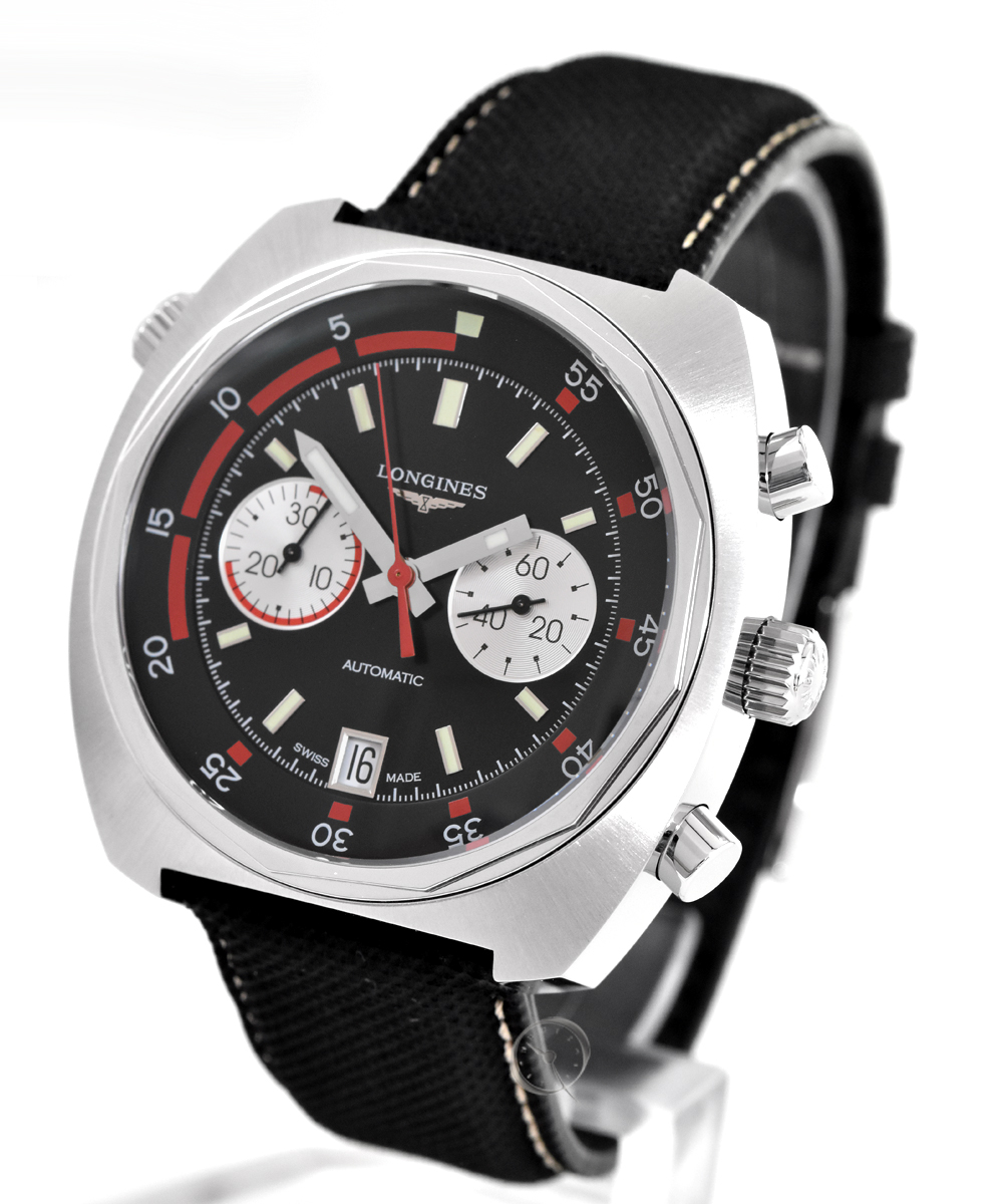 Longines Heritage Diver Chronograph