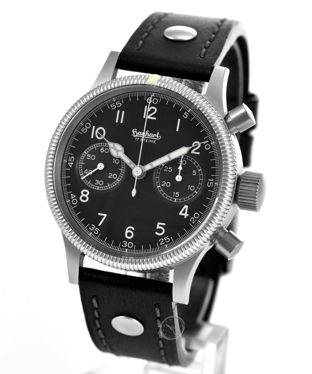 Hanhart Fliegerchronograph - Limitierte Edition
