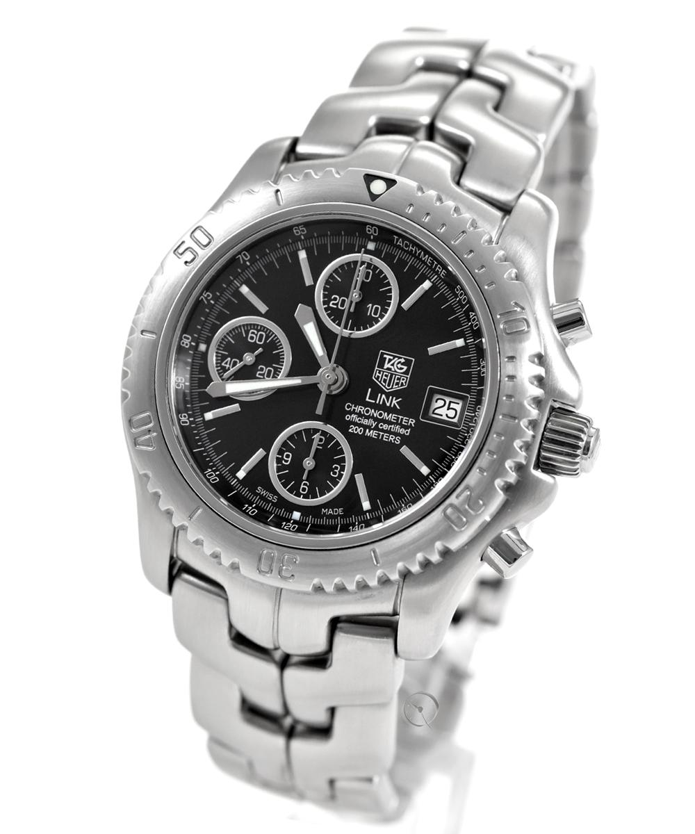 TAG Heuer Link Chronometer Chronograph