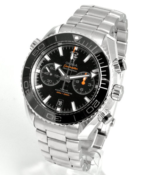 Omega Seamaster Planet Ocean 600M Co-Axial Master Chronometer Chronograph - 19,8% gespart*