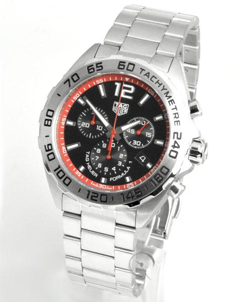 TAG Heuer Formula 1 Quarz 43mm Chronograph - 30% gespart!*