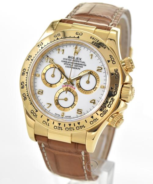 Rolex Daytona Ref. 116518- LC100